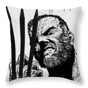 Create Art Throw Pillow