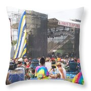 Creationfest 2007 Throw Pillow