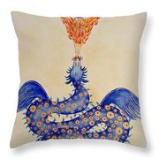 Creative Force Throw Pillow