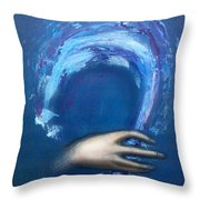 Creative Inspiration Throw Pillow