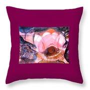 Creative Power Of Maternal Goddess Energy Throw Pillow