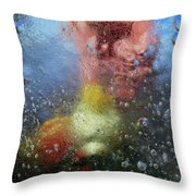 Creative Touch Throw Pillow