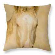 Handsome Boy Throw Pillow