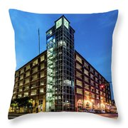 Cressman Center Throw Pillow