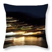 Cretan Symphony-1 Throw Pillow