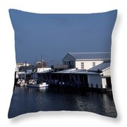 Crisfield Md Throw Pillow