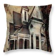Crisp Home 1 Throw Pillow