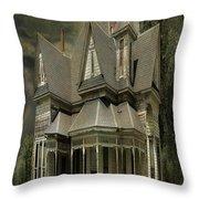 Crisp Home 2 Throw Pillow