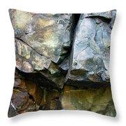 Croix Stone 1 Throw Pillow
