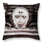 Cross 2 Throw Pillow