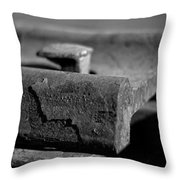 Cross View Throw Pillow