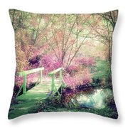 Cross With Me Throw Pillow