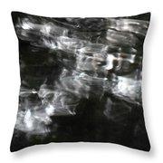 Crossfading Throw Pillow