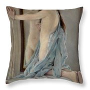 Crosslights Throw Pillow by William Sergeant Kendall