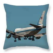 Crosswind Throw Pillow