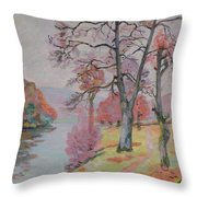 Crozant Brittany Throw Pillow