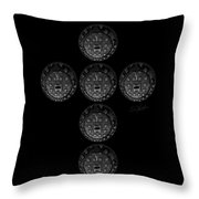 Cruciform Throw Pillow