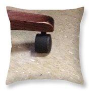 Crumb Throw Pillow