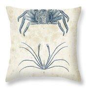 Crustaceans - 1825 - 14 Throw Pillow