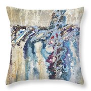 Crux 8 Throw Pillow