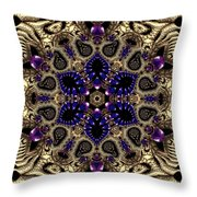 Crystal 61345 Throw Pillow