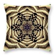 Crystal 613455 Throw Pillow