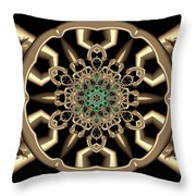 Crystal 6134555 Throw Pillow