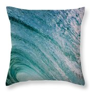 Crystal Ceiling Throw Pillow