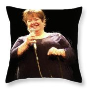 Crystal Wood Grigsby R1 8798v - Photo Art Throw Pillow