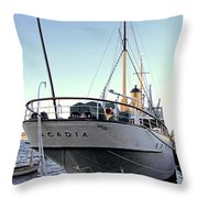 Css Acadia 1 Throw Pillow