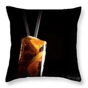 Cuba Libre  Throw Pillow