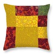 Cubism  Throw Pillow