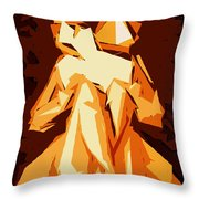 Cubism Series Xxii Throw Pillow