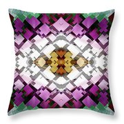 Cuboid Unlimited Throw Pillow