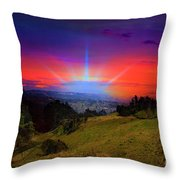 Cuenca Is Blessed II Throw Pillow