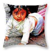Cuenca Kids 1012 Throw Pillow