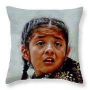 Cuenca Kids 1033 Throw Pillow