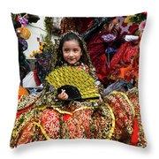 Cuenca Kids 1101 Throw Pillow