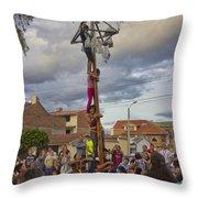 Cuenca Kids 639 Throw Pillow