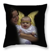 Cuenca Kids 647 Throw Pillow