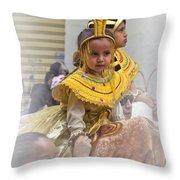 Cuenca Kids 672 Throw Pillow
