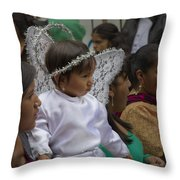 Cuenca Kids 682 Throw Pillow