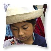 Cuenca Kids 683 Throw Pillow