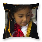 Cuenca Kids 721 - Canvas Style Throw Pillow