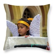 Cuenca Kids 816 Throw Pillow