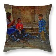 Cuenca Kids 875 Throw Pillow