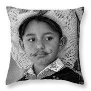 Cuenca Kids 883 Throw Pillow