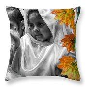 Cuenca Kids 885 Throw Pillow