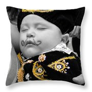 Cuenca Kids 891 Throw Pillow