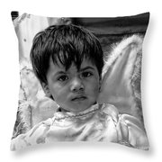 Cuenca Kids 893 Throw Pillow